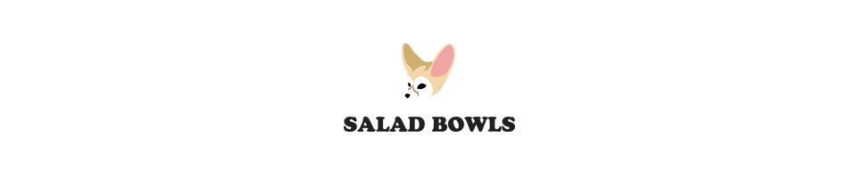 샐러드볼즈(SALAD BOWLS) SIGNATURE SLDB REVERSIBLE BAG [BLACK]